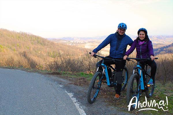moncalvo itinerario mtb monferrato