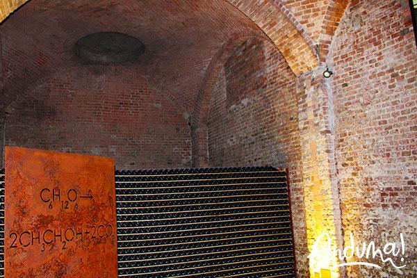 le cattedrali sotterranee di canelli