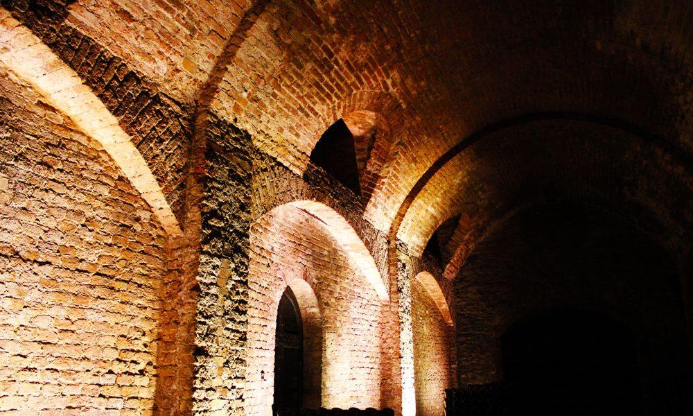 canelli cattedrali sotterranee