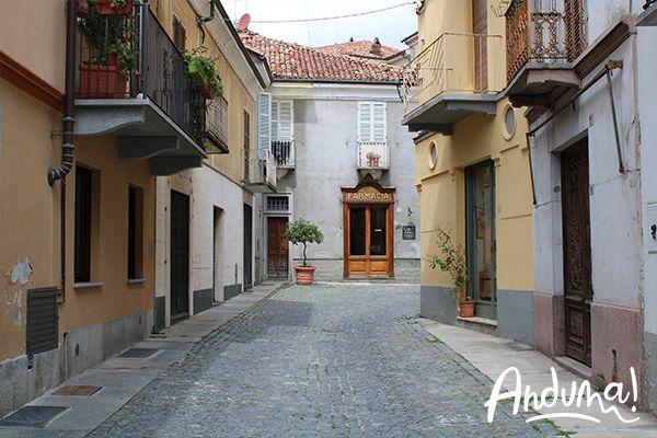 centro storico borgo di Cocconato