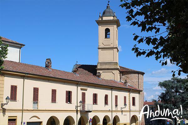 centro storico Mirabello Monferrato