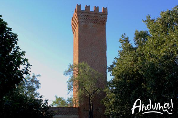 Torre dei segnali Viarigi