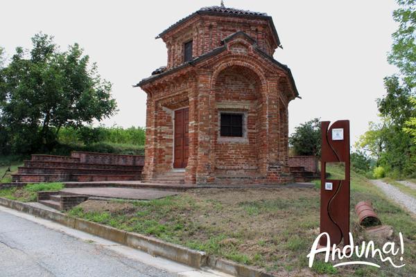 frassinello cappella san bernardo