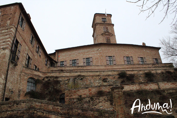 montiglio monferrato castello
