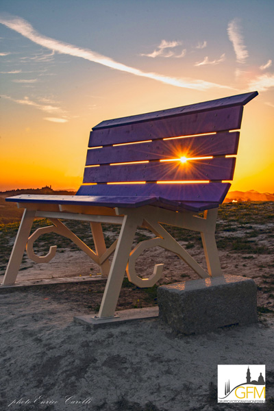 big bench cuccaro monferrato
