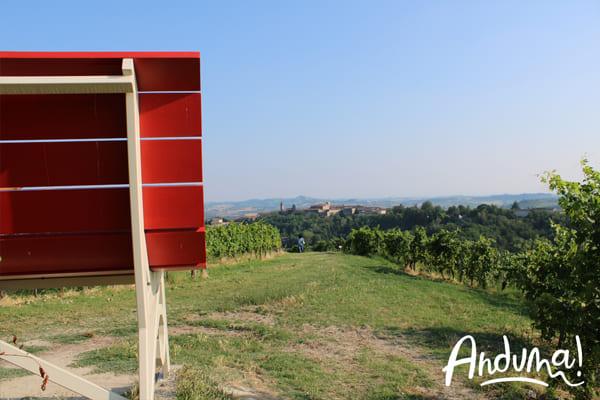 big bench rosignano monferrato