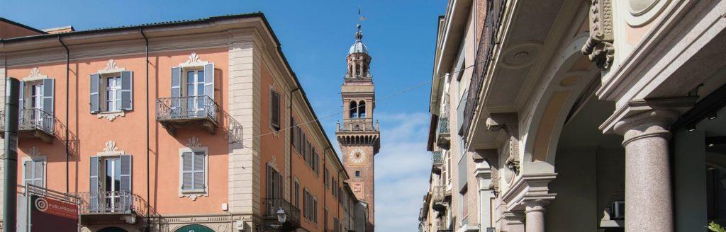torre civica via saffi casale monferrato