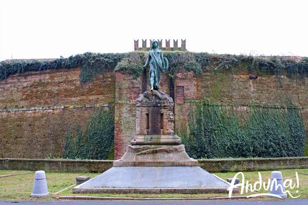 parco del castello di casale monferrato
