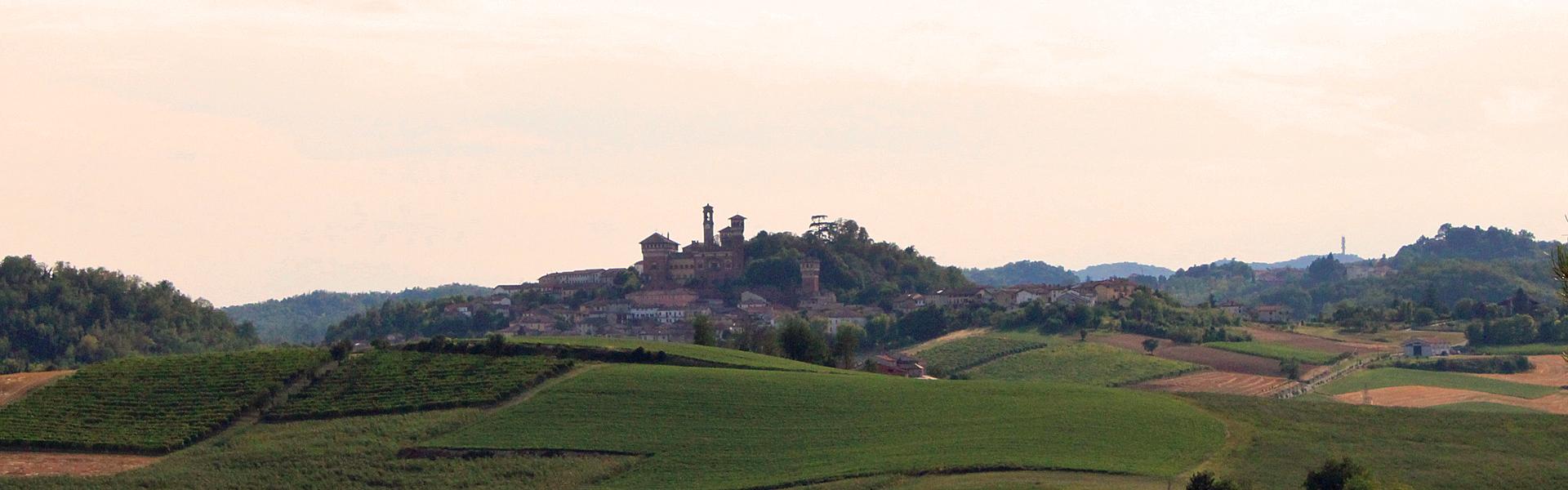 castello di cereseto sulle colline del monferrato