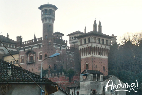 castello di cereseto piemonte
