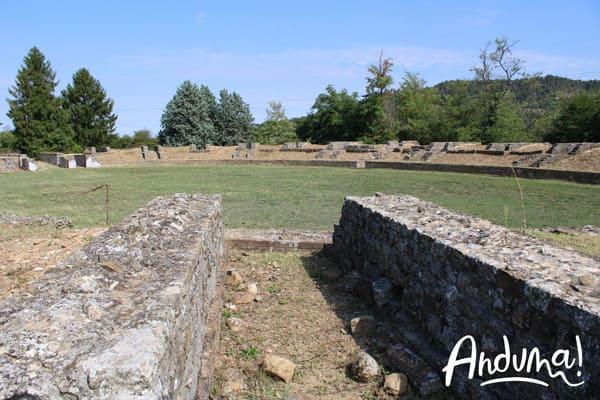 sito archeologico libarna