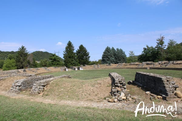 resti città romana libarna
