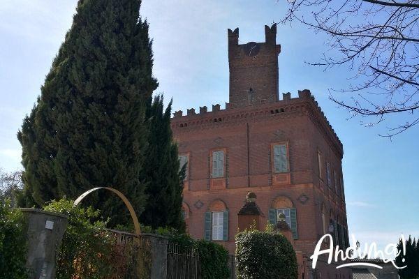 castello di uviglie rosignano monferrato