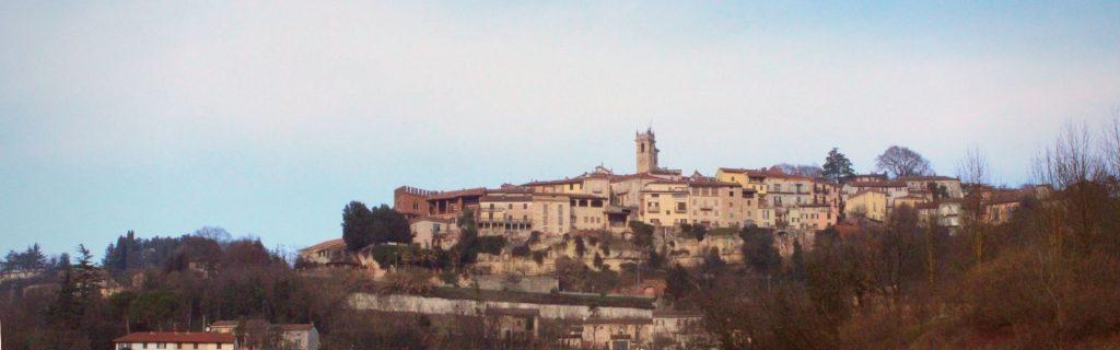 rosignano monferrato borgo