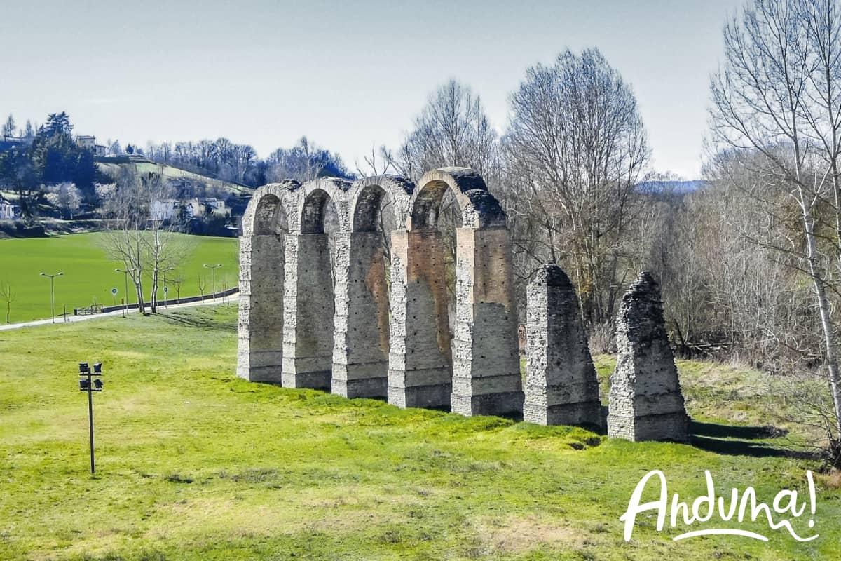acqui terme acquedotto romano