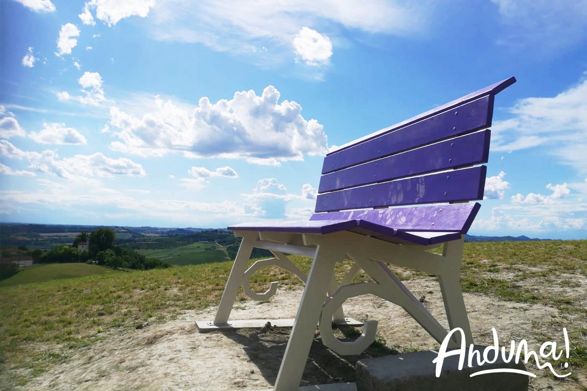 grande panchina monferrato viola