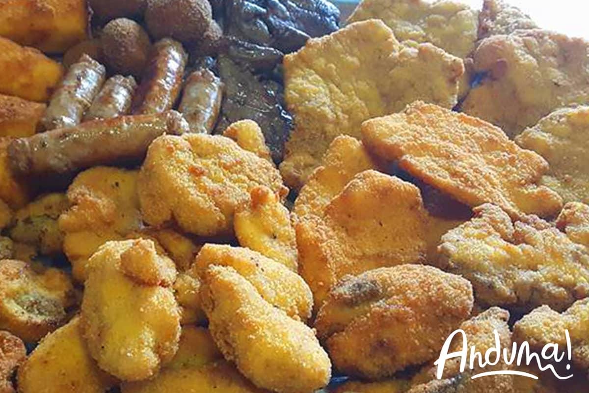 fricassa mescia fritto misto