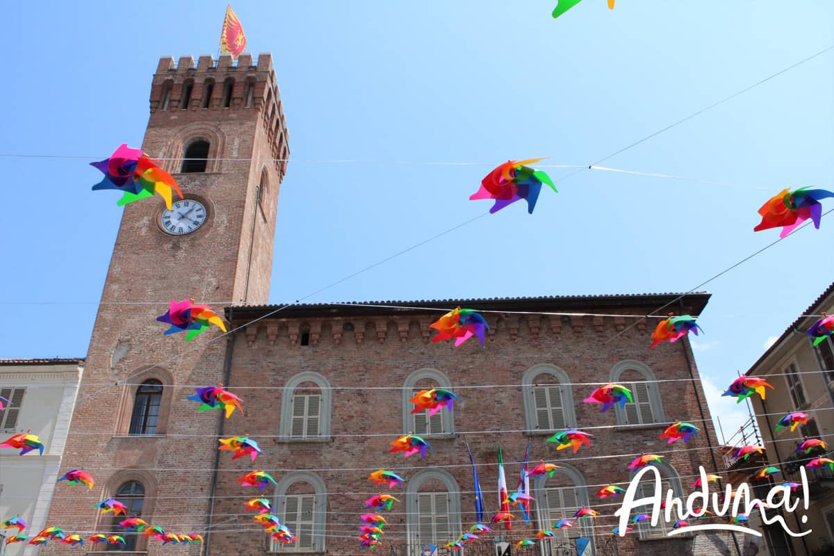 Palazzo Comunale Nizza Monferrato