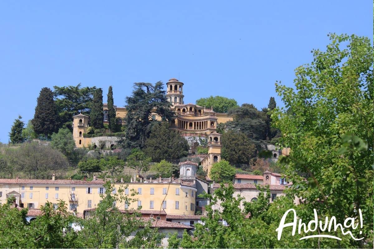 castello di villadeati monferrato