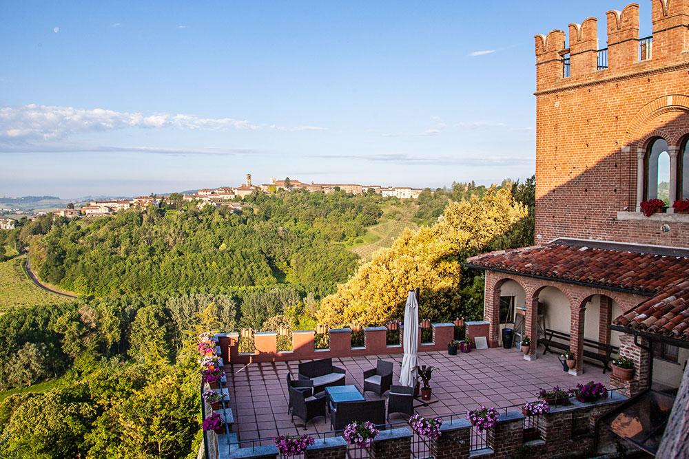 castello mellana rosignano monferrato