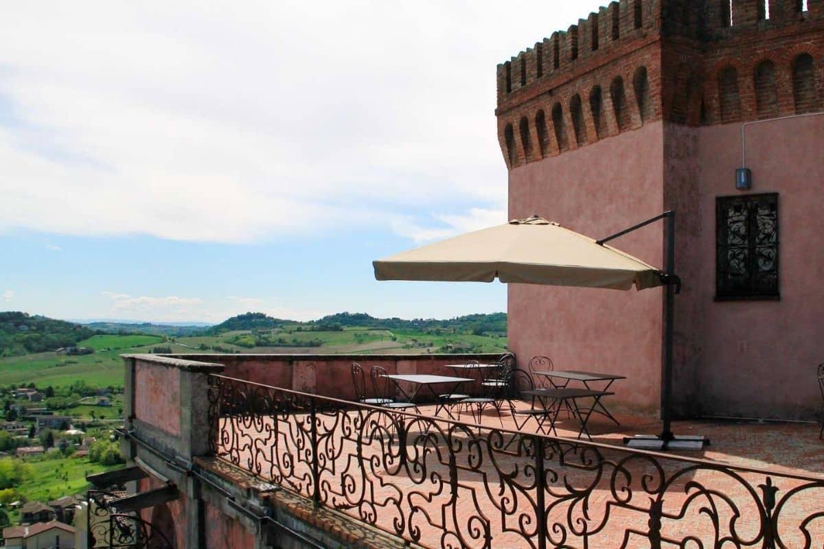 b&b Castello di San Giorgio Monferrato