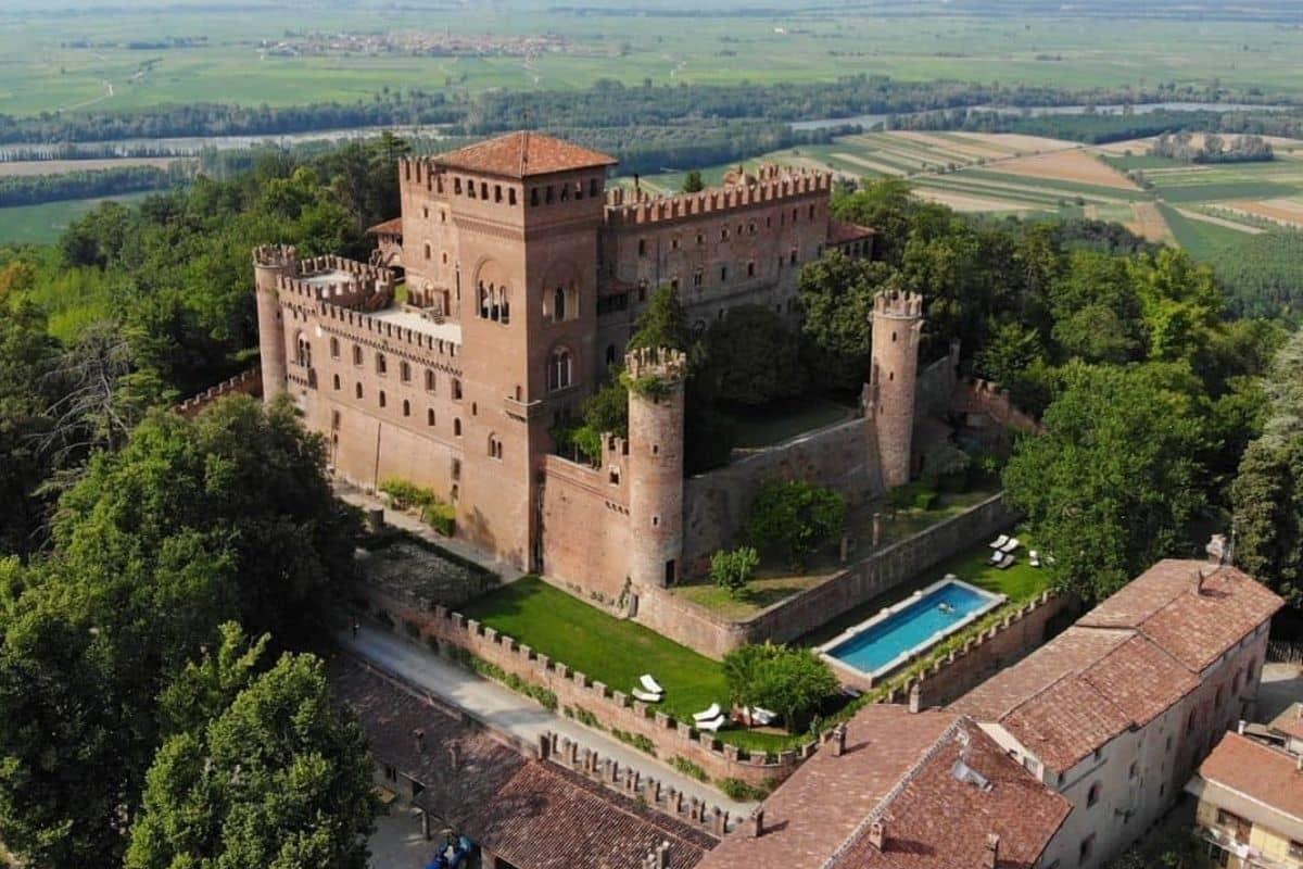 castello di gabiano monferrato