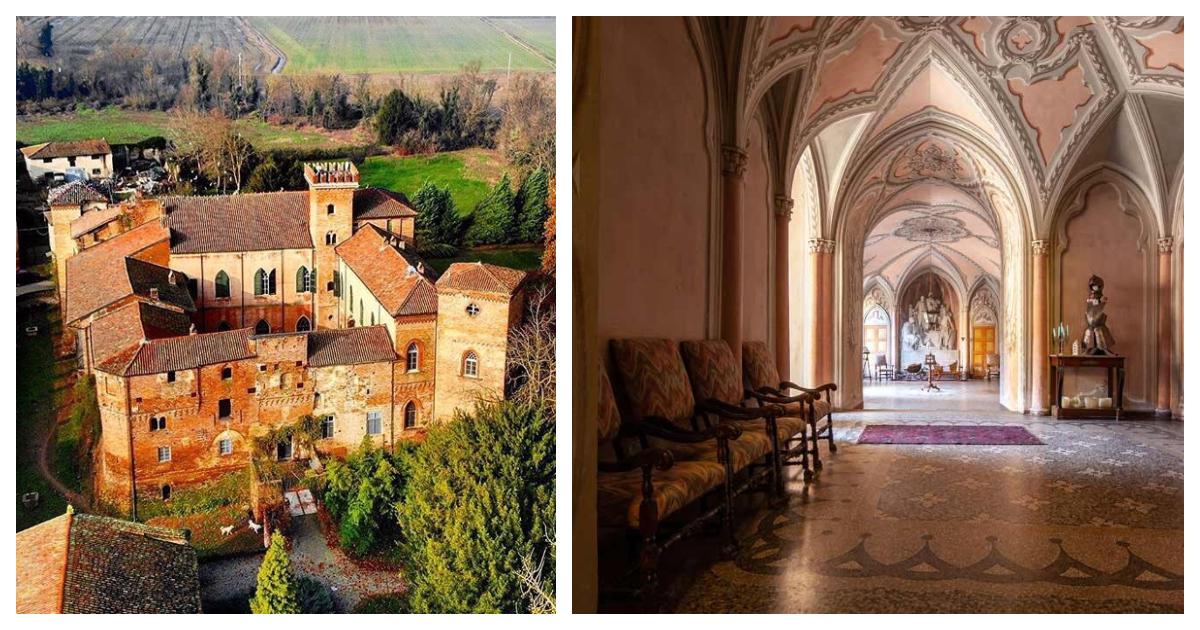 castello sannazzaro giarole monferrato