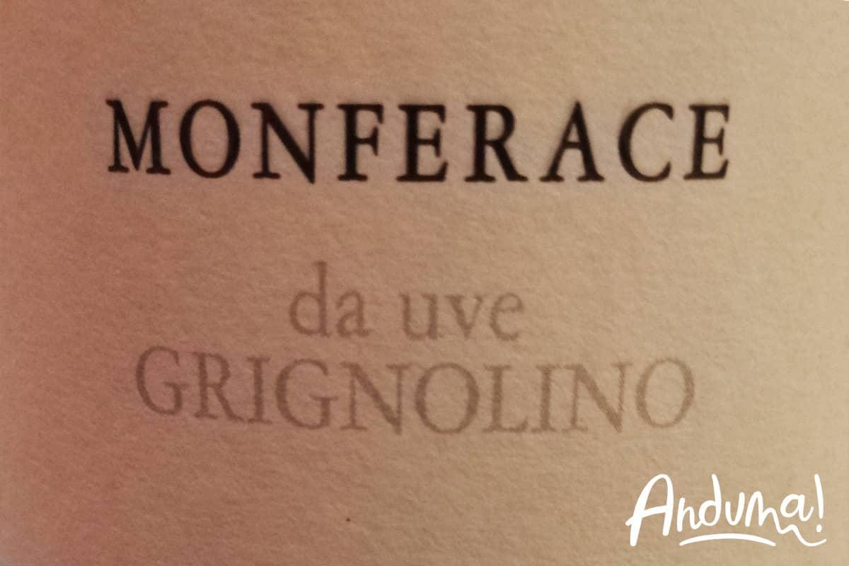 Grignolino antico monferrato