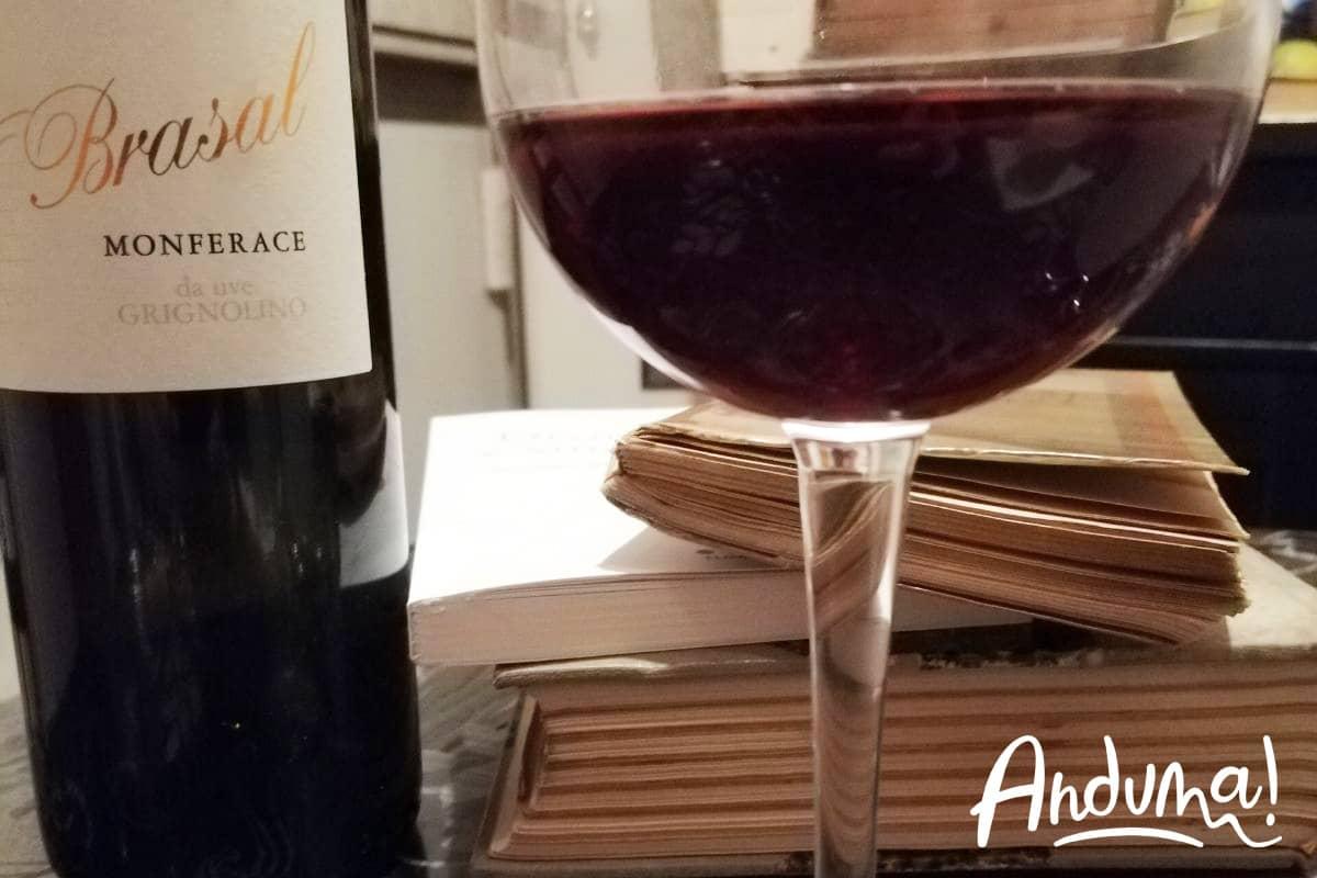 monferace del monferrato vino rosso