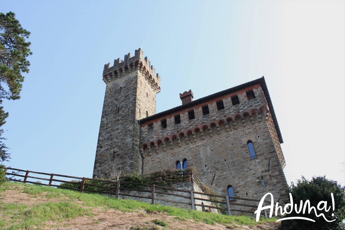 castello di trisobbio monferrato