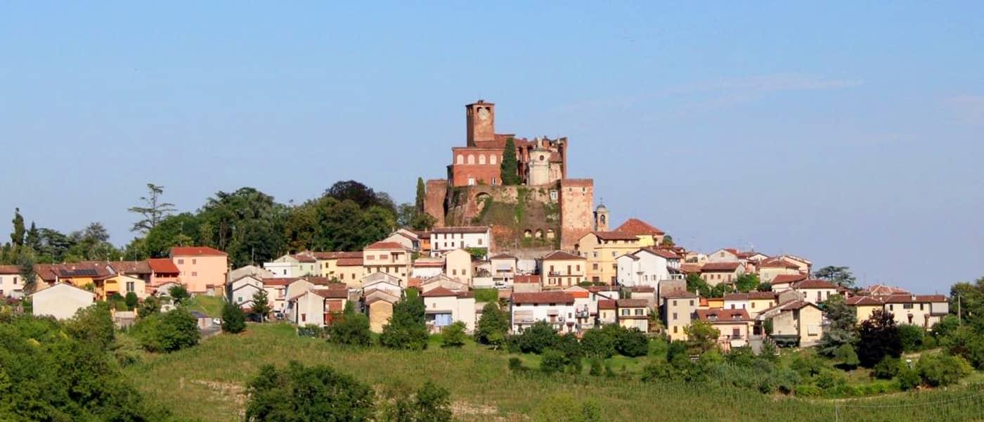 dormire al castello di san giorgio monferrato