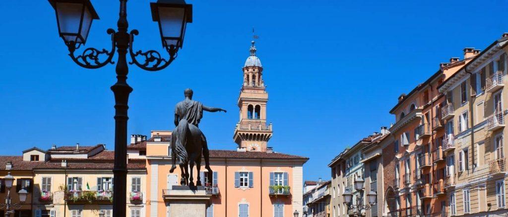 piazza del cavallo casale monferrato