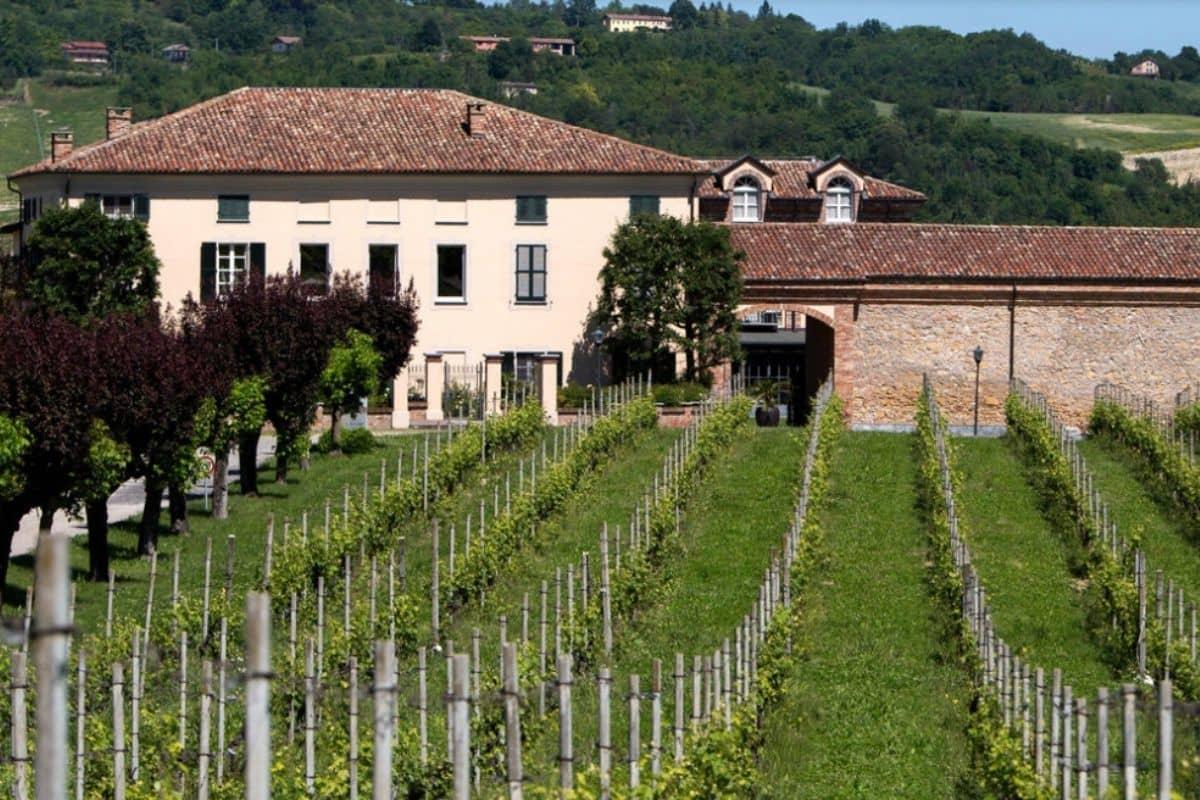 wine resort in piemonte
